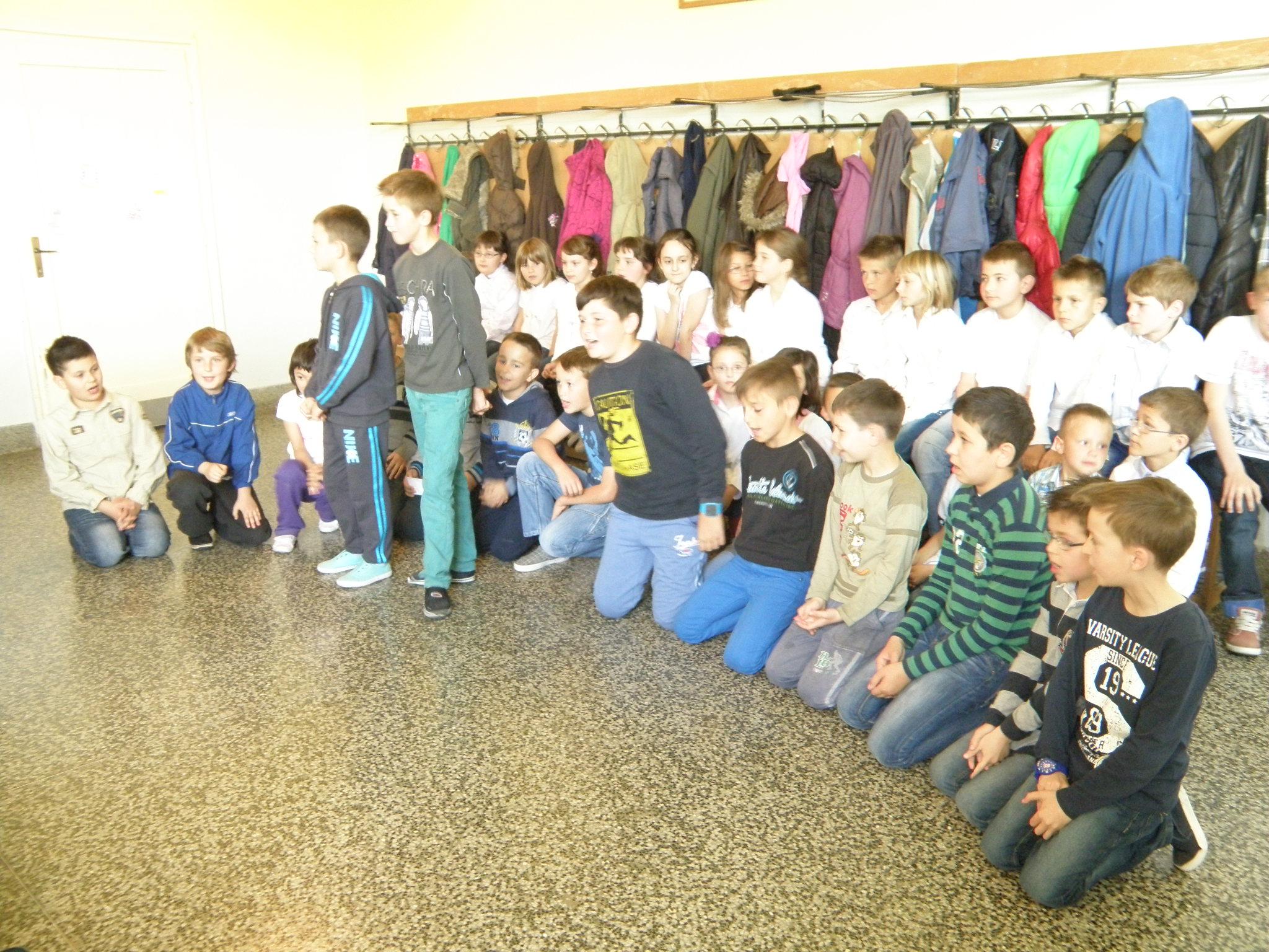 Osnovna Skola Ivan Mestrovic Vrpolje Stari Perkovci